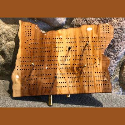 Scott Gielish Cribbage Boards