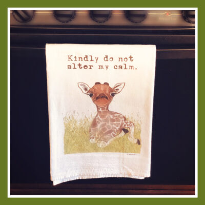 Towels with Attitude